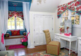 Girls' Bedroom Decorating Ideas