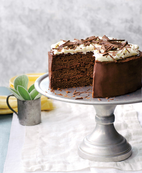 Stout Chocolate Cake Coastal Living
