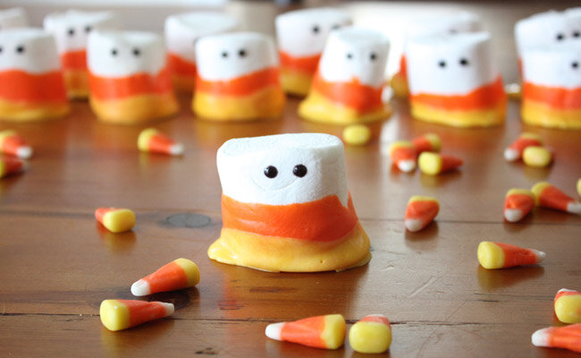 marshmallow treat