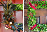 10 DIY Holiday Wreath Ideas