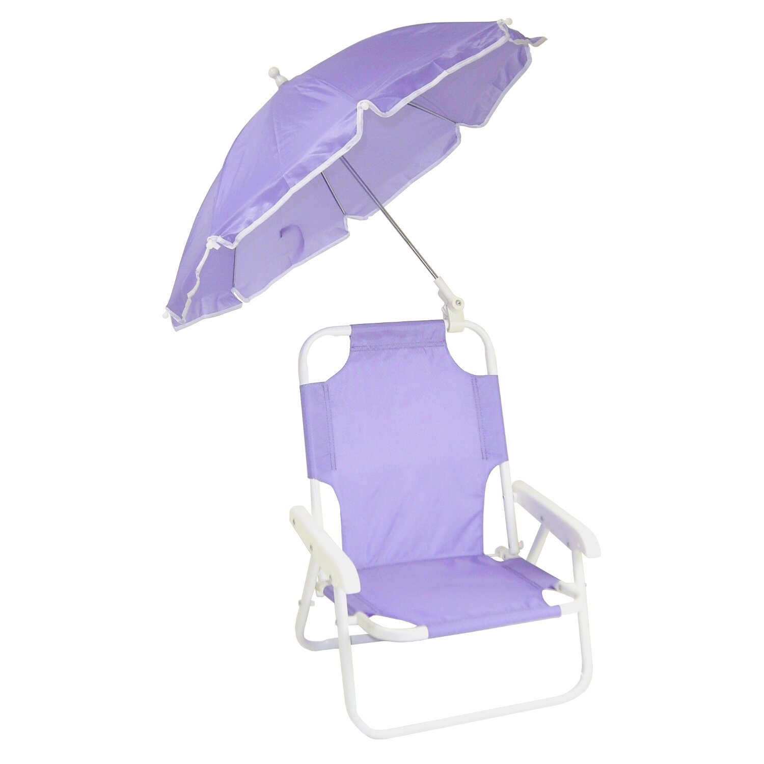 Redmon Baby Beach Chair and Umbrella Purple 9001PR New