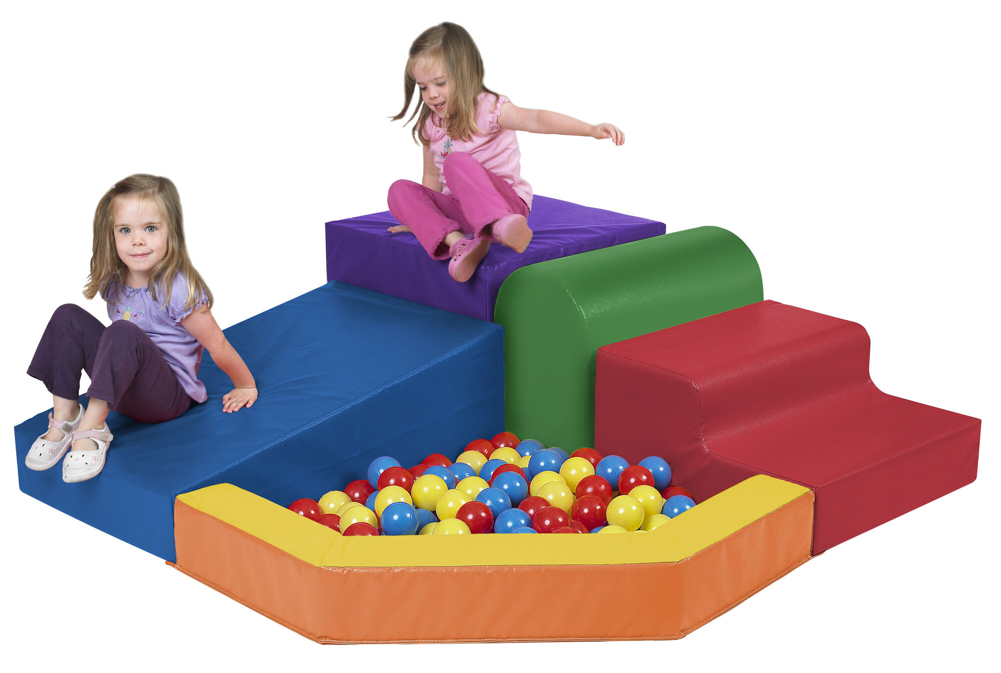 Daycare Furniture with Ball Pit