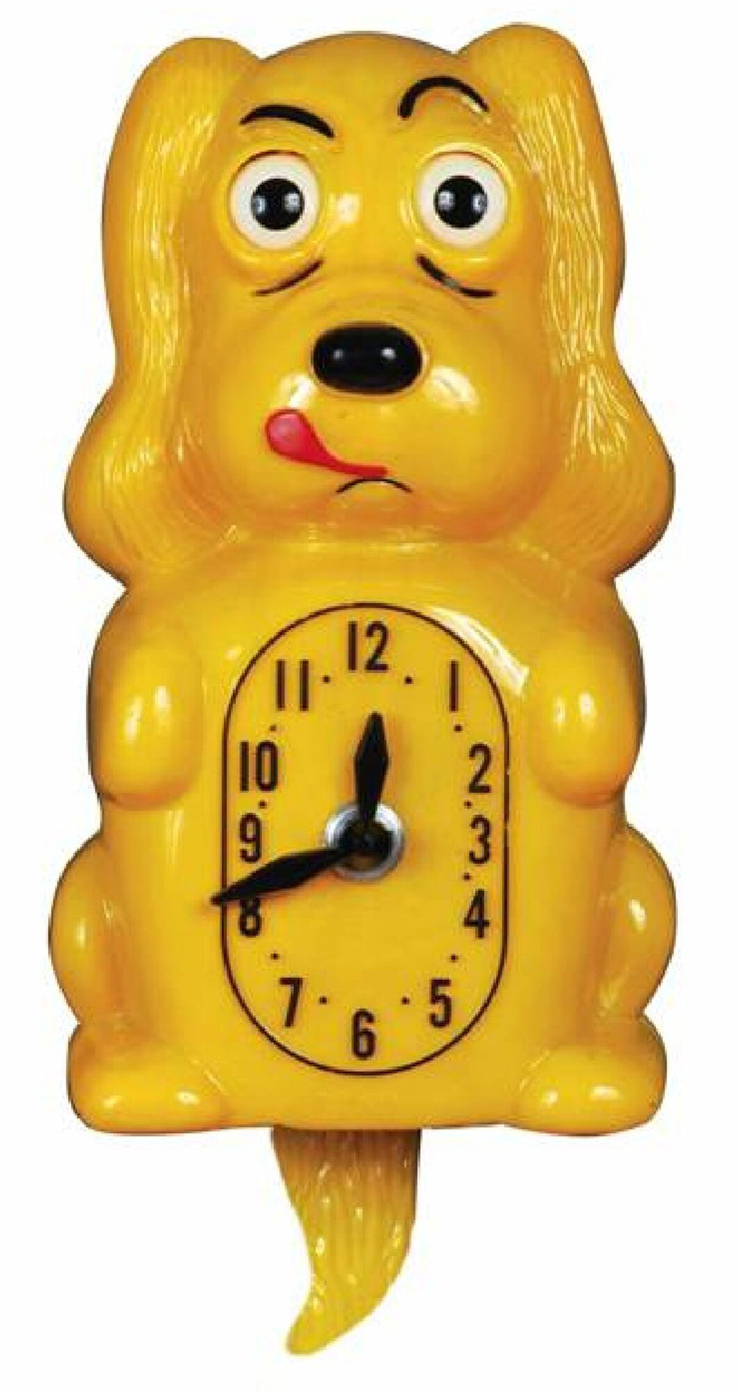 Unique kitchen wall clocks bed bath and more spaniel clock amipublicfo Image collections