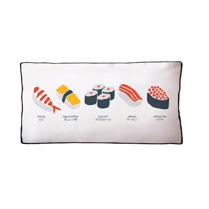 Naked decor simply sushi pillow sushi