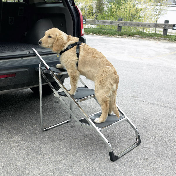 Master Equipment Non Skid 4 Step Pet Stair/ Step For Car