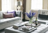 Living Room: Small Space Serenity
