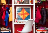 Colorful Kids' Closet
