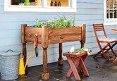 Build It or Buy It: Raised Garden Planter