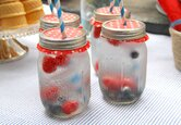 DIY 4th of July Drink Toppers