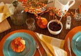 Decorating with Harvest Colors