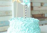 DIY Wedding Cake: Textured Buttercream Wedding Cake