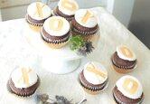 DIY Wedding Cake: XO Wedding Cupcakes