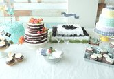 6 DIY Wedding Cake Decorating Ideas