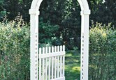 Build It or Buy It: Garden Arbor