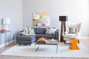 Modern Living Room photo by AllModern