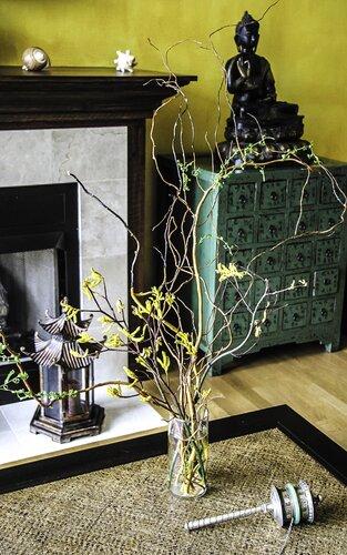 Contemporary Living Room photo by cg creative interiors