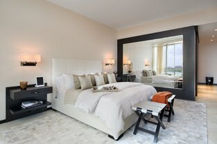 Modern Bedroom photo by SOJO Design