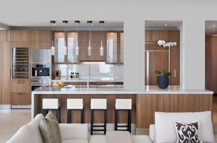 Modern Kitchen photo by SOJO Design
