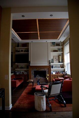 Contemporary Living Room photo by Deb Reinhart Interior Design Group, Inc.
