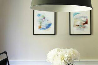Modern Dining Room photo by Victoria Elizabeth Design