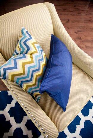 Contemporary Living Room photo by Sarah Kidder Design