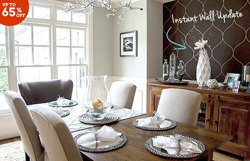 Easy Dining Room Re-Do
