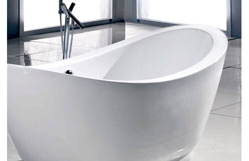 Freestanding Tubs featuring Aquatica