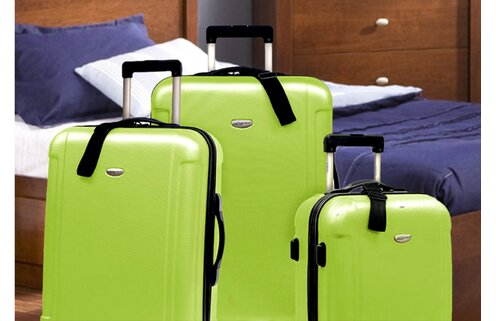 Stylish Suitcases & Travel Accessories