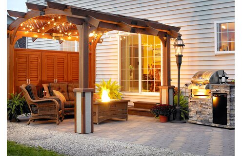Fall-Friendly Patio Refresh
