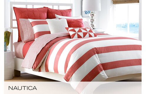 Bedding Refresh featuring Nautica