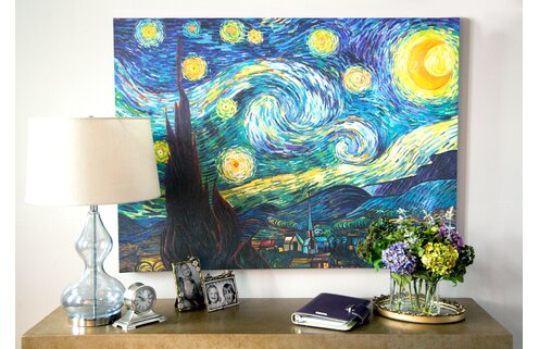 The Home Gallery: Canvas Wall Art
