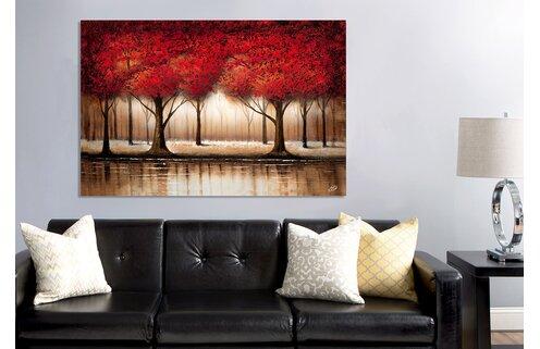 Fall Walls: Autumn-Themed Art