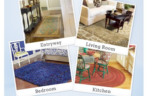 Rugs for Every Area