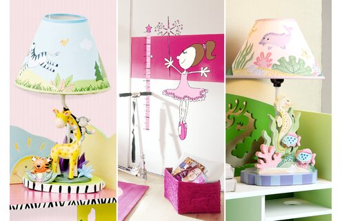 Colorful Kids' Lighting & More