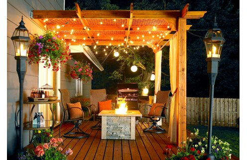 Embrace Autumn: Outdoor Furniture