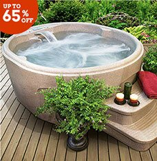Outdoor Oasis: Home Spa