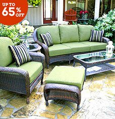 Patio Prep: Seating & More