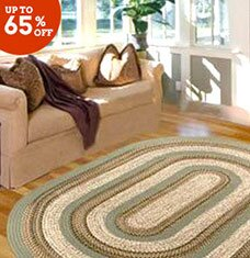 Braided Rugs by Thorndike Mills