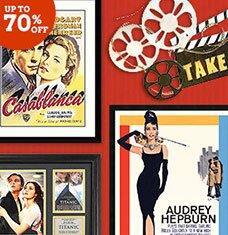 Movie Posters & Memorabilia