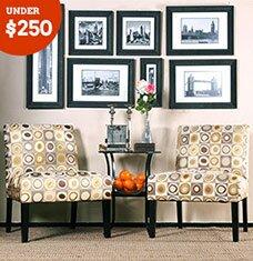 Living Room Finds Under $250