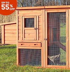 From Coops to Crates: Pet Pens