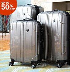 Summer Getaway: Luggage & More