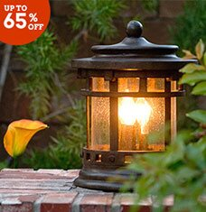 Welcome Home: Outdoor Lighting