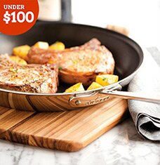 All-Clad Cookware Under $100