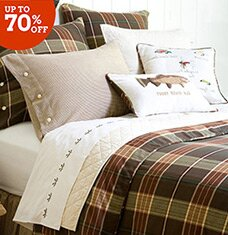 Lakeside Suite: Bedding & More