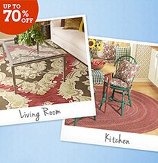Rugs by Room