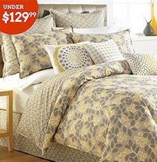Bedding Under $129.99