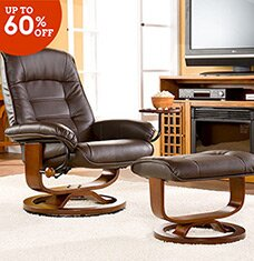 Laid-Back Recliners & More