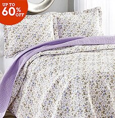 Breezy Bedding: Quilt Sets