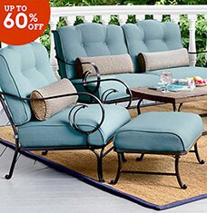 On Deck: Patio Furniture